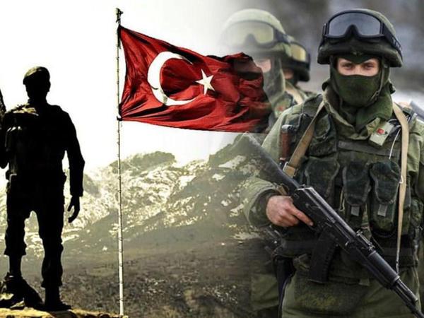 Türkiyə SQ-nin Suriyadakı hərbi əməliyyatının adı açıqlanıb