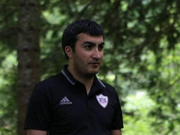 """Qəzaya düşən """"Qarabağ""""ın menecerinin durumu necədir?"""