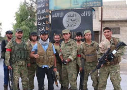 Bu da İŞİD-dən azad edilən Cerablus - FOTOLAR