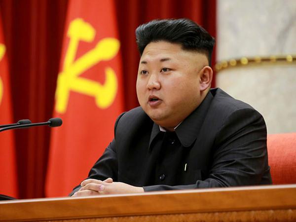 """Kim Çen In: """"ABŞ ərazisi bizim əlimizdədir"""""""