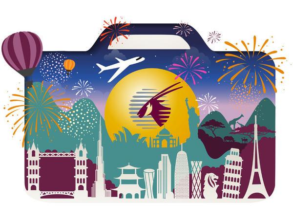 QATAR AIRWAYS yeni Səyahət Festivalı təklifləriylə dünya səyahətçilərini arzularını gerçəkləşdirməyə çağırır