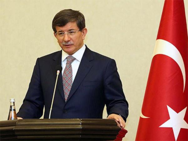 """Əhməd Davudoğlu: """"Yavuz Sultan Səlim körpüsü Azərbaycanı Avropa ilə birləşdirəcək"""""""