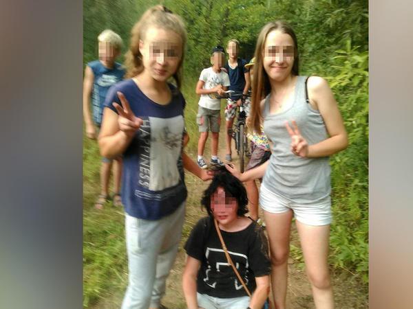 Yaşıdlarını vəhşicəsinə döyən qızlar tutuldular - VİDEO - FOTO
