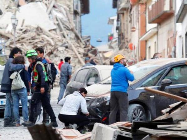 İtaliyada zəlzələ qurbanlarının sayı artır: 290 ölü - YENİLƏNİB