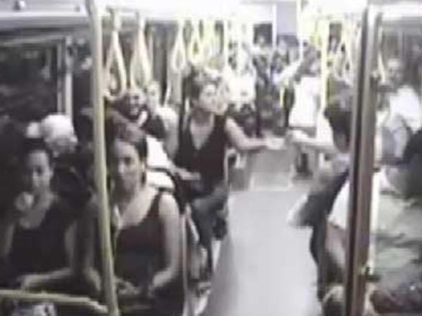 Sərnişin avtobusunda BİABIRÇILIQ: 4 qadın... - VİDEO - FOTO