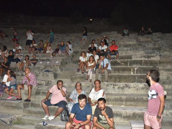 Kənanın konsertində oturacaqlar boş qaldı - FOTO