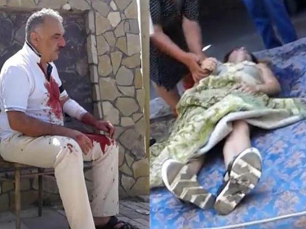 Novxanı yolunda FACİƏVİ QƏZA - Biri öldü, digərinin ayağı sındı - VİDEO