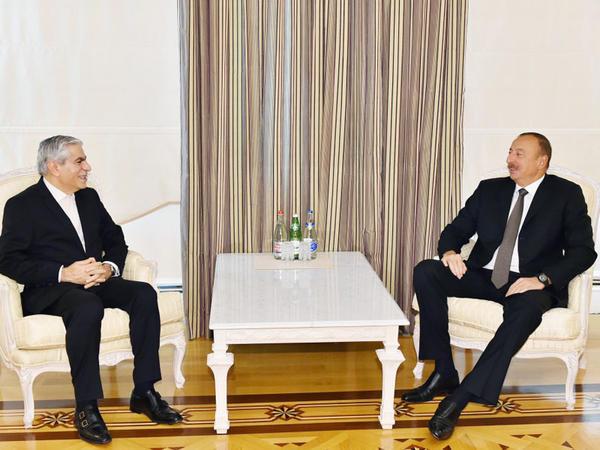 Prezident İlham Əliyev Qaz İxrac edən Ölkələrin Forumunun baş katibini qəbul edib - FOTO
