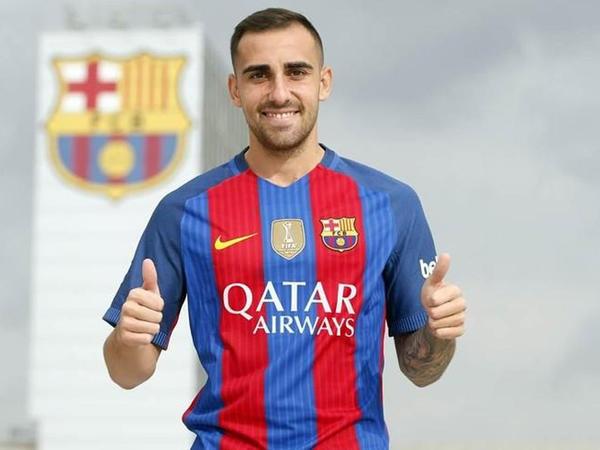 """""""Barselona""""dan daha bir rəsmi transfer"""
