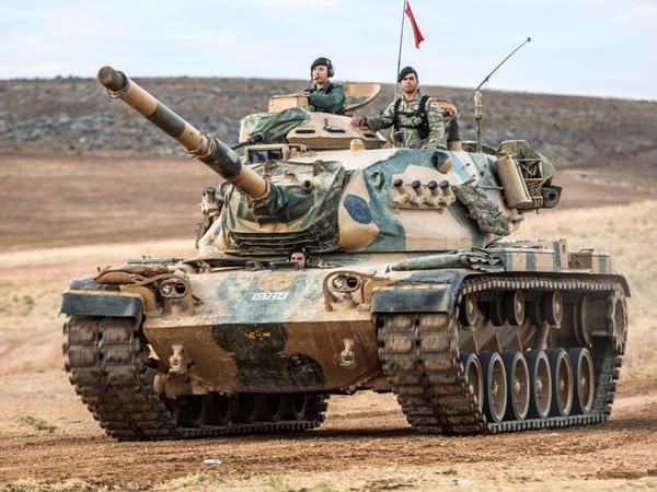 Türkiyə İŞİD-i vurdu