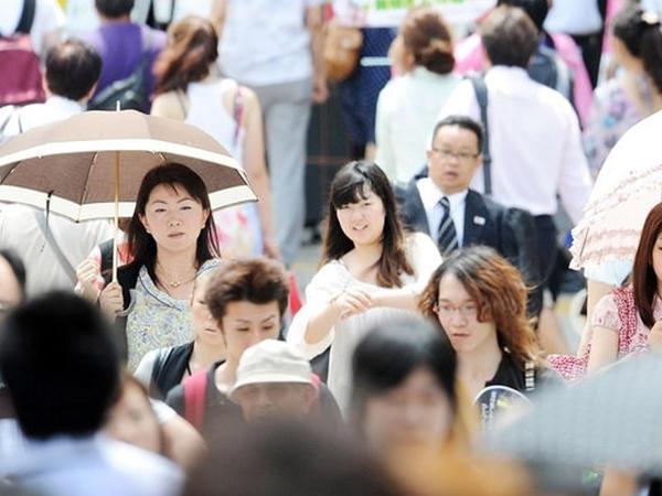 Yaponiyada 3 min insanı gün vurdu