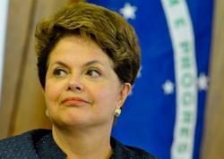 Dilma Rousseffin impiçmenti təsdiqlənib