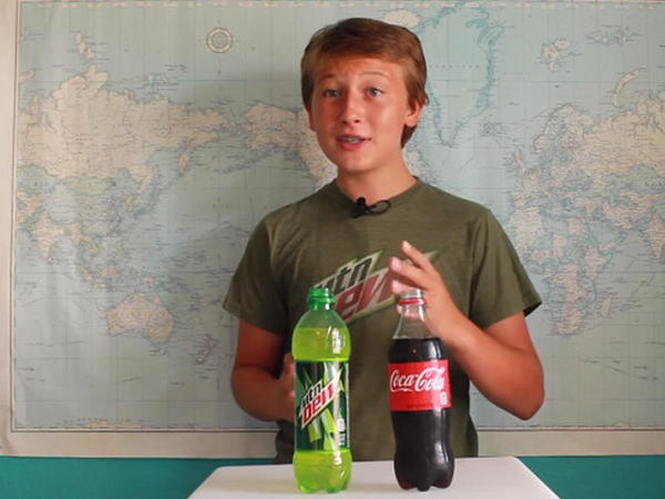 """""""Coca-Cola"""" dişləri bu hala salır - VİDEO"""