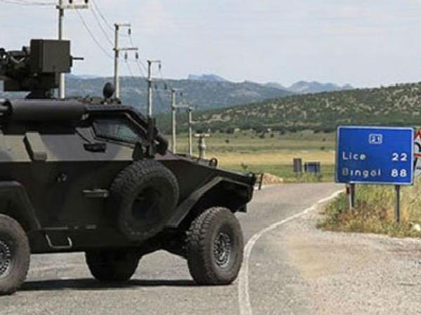 Türkiyədə 13 kənddə komendant rejimi tətbiq edildi