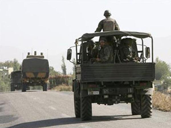 Türkiyə Suriyaya əlavə hərbi texnika göndərdi