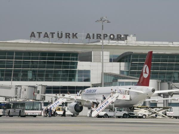 Atatürk aeroportunda təhlükəsizlik tədbirləri gücləndirilib