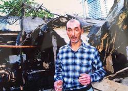 Ev yandı, valideynlər öldü, ailə zirzəmiyə sığındı, kömək edənsə yoxdur - FOTO