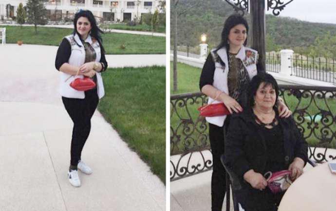 Bakıda ərini sevgilisi ilə öldürüb basdıran qadının FOTOları