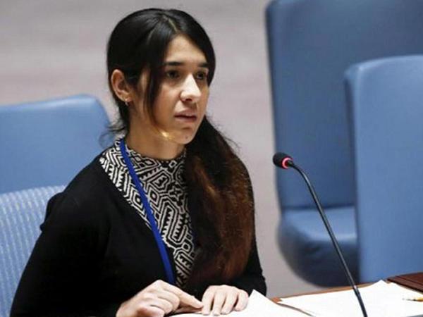 İŞİD-in seks köləsi səfir seçildi