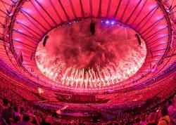 """""""Rio-2016"""" XV Yay Paralimpiya Oyunlarının bağlanış mərasimi keçirilib"""