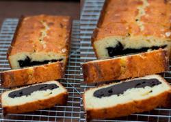 Şokolad içlikli keks