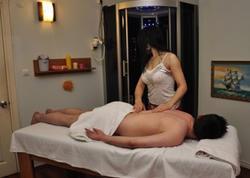 Polis masaj salonunda əməliyyat keçirdi: Masaj 82, intim 5.5 manat
