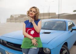 """Azərbaycanlı aktrisa: """"Bahalı maşınları onlar aktrisalıq ilə qazanmayıblar"""" - FOTOSESSİYA"""