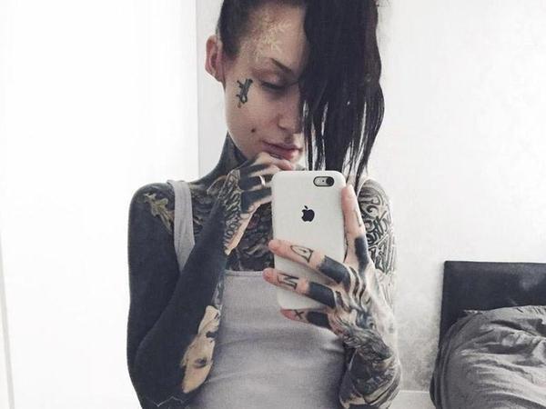 Tatuajda yeni dəb - FOTO