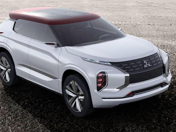 Mitsubishi yeni konseptini təqdim etdi - FOTO