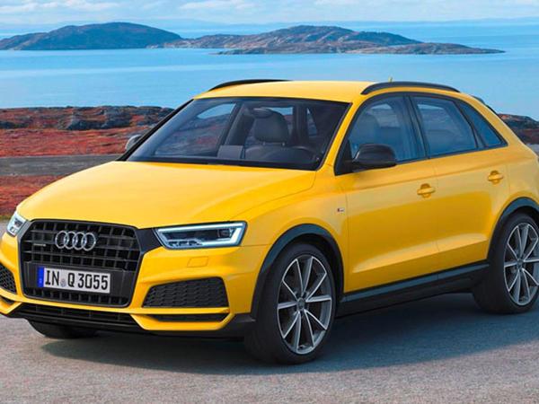 Audi-dən yeni Q3 - FOTO