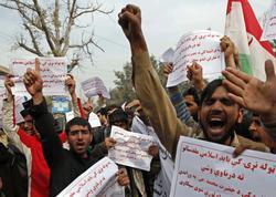 Allaha karikatura çəkmiş yazıçı öldürüldü