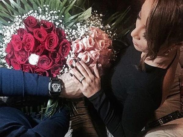 """Günay sevgilisinə sataşan xanımı susdurdu: """"Gözünüzə eynək taxın"""" - FOTO"""