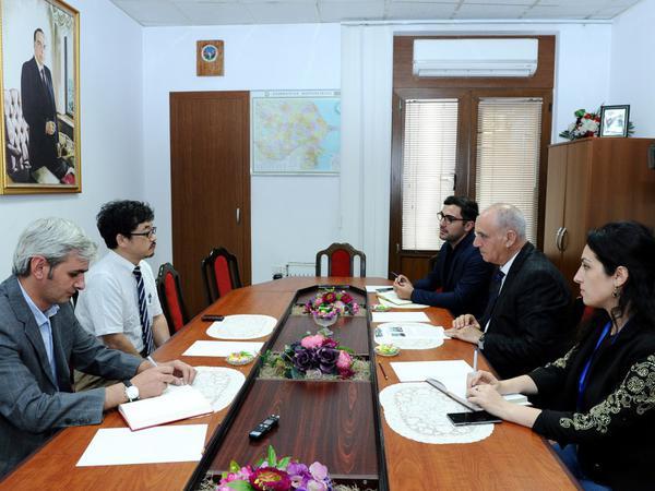 AZƏRTAC və JiJi Press əməkdaşlığı genişləndirmək üçün yaxşı imkanlara malikdir - FOTO