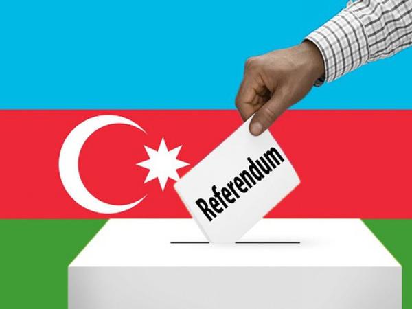 Referendumun saat 17:00-a olan NƏTİCƏLƏRİ  - YENİLƏNİB