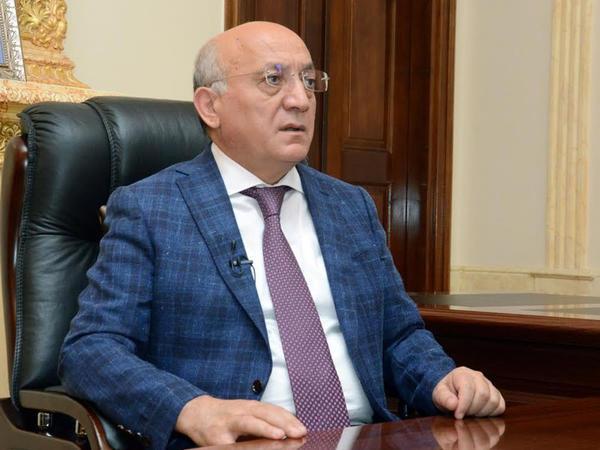 """Mübariz Qurbanlı: """"Heç kim məscidi siyasət meydanına çevirə bilməz"""""""