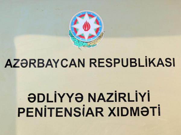 Keçmiş polis rəisi Penitensiar Xidmətə rəis təyin edildi