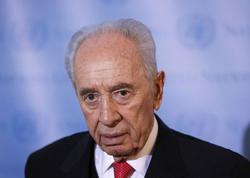 Şimon Peres vəfat edib