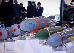 Azərbaycan istehsalı olan yeni növ 7 aviabomba nümayiş olunur