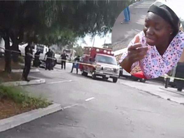 Şok kadrlar: polis yenə günahsız insanı güllələdi - VİDEO - FOTO