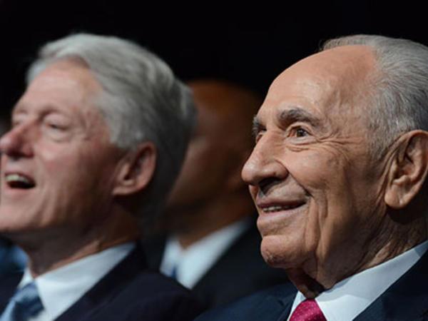 Klinton Peresin dəfnində iştirak üçün İsrailə gedir