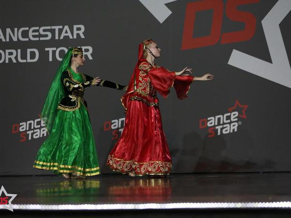 Azərbaycan rəqsləri Cənubi Afrikada - FOTO