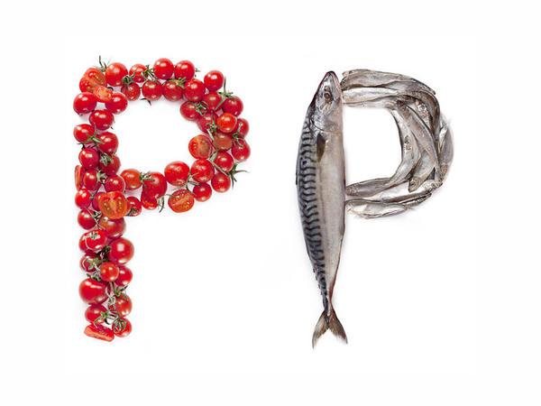 PP vitamini çatışmazlığı nədir?