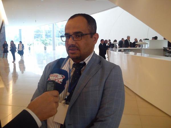 """Zayed Sultan: """"Prezident İlham Əliyev forumdakı çıxışında dünyanı düşündürən məsələlərə toxundu"""""""
