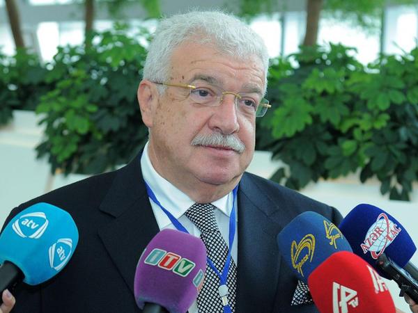 Mixail Qusman Bakı Beynəlxalq Humanitar Forumunun əhəmiyyətindən danışdı