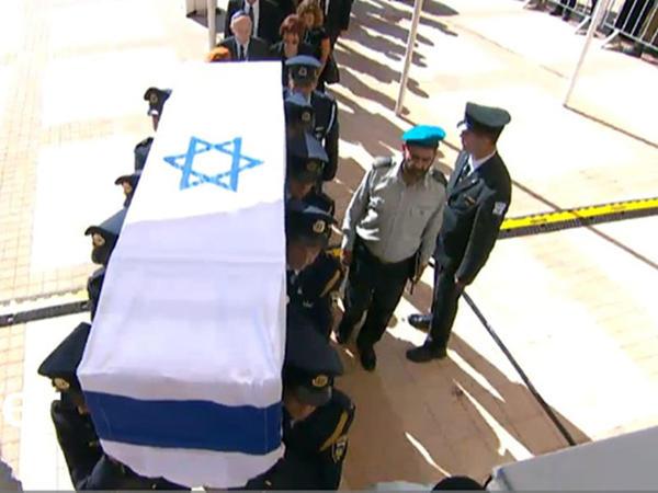 Şimon Peres dəfn edildi - YENİLƏNİB - FOTO - VİDEO