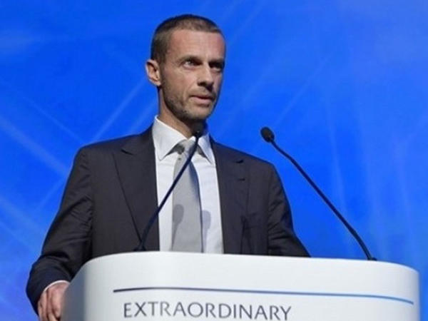 """UEFA prezidenti: """"Bu, Rövnəq Abdullayevə ünvanlanacaq sualdır"""""""