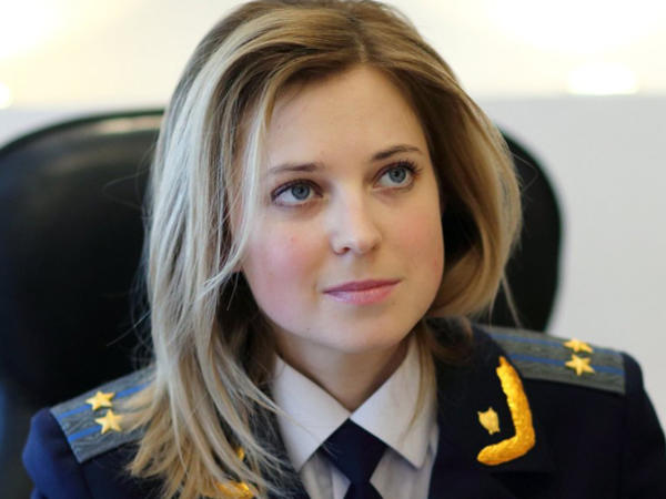 Natalya Poklonskayanın yeni vəzifəsi məlum oldu