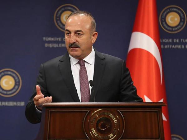 """Türkiyə XİN başçısı: """"Mosul əməliyyatında 4 """"F-16"""" qırıcımız iştirak edir"""""""