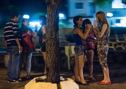 10-15 manata bədənini satan qadınlar - FOTOREPORTAJ