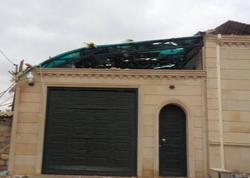 Tanınmış cərrahın evi partladı: 3 yaşlı qız öldü, yaralananlar var - YENİ FAKTLAR - YENİLƏNİB - VİDEO - FOTO